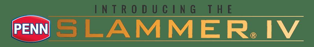 Introducing the Penn Slammer IV logo