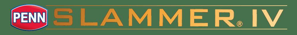 Penn Slammer IV Gold logo